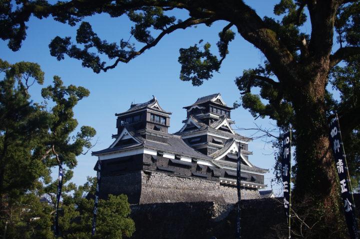 熊本:KUMAMOTOに行ってきました!2017.3.11